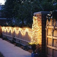 Solar Fence Lighting by Stylish Ideas Outdoor Fence Lighting Best Outdoor Solar Lights For