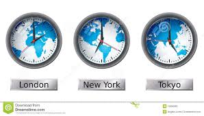 World Time Zones Map by World Map Time Zone Clocks Stock Photos Image 13096583