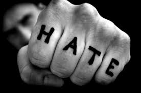 About Hate and Hatred.