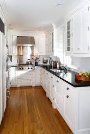 Small White Kitchen Design Ideas by Best 25 Black Granite Countertops Ideas On Pinterest Black