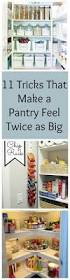 Kitchen Organization Ideas Small Spaces by 596 Best Small House Hacks Images On Pinterest House Hacks