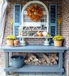 Our Fifth House: Fall List/Potting Bench