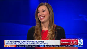 Catfishing  How to Spot a Fake Online Profile   KTLA Update Your Online Profile for Big Sunday Dating After New Year     s Eve with Talia Goldstein