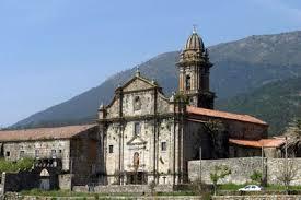 Monasterio pontevedrés de Santa María de Oia