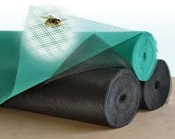 Jerntrådduk og insektnetting, fluenetting, musenetting og rottenetting