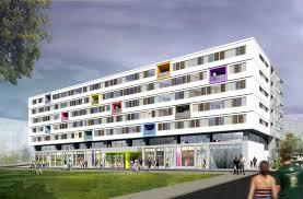 Istanbul Apartments Building Turkey Residential Development E - Apartment building design