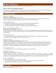 Resume Examples For Food Service by Resume For Food Service Cv01 Billybullock Us