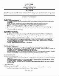 Senior Hr Manager Resume Sample by 28 Sample Resume For Hr Manager Resume Samples For Human