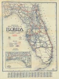 Boca Grande Florida Map by Florida Memory Clason U0027s Guide Map Of Florida C 1927
