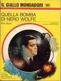 Quella bomba di Nero Wolfe (copertina)