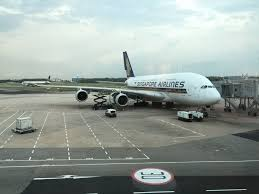 review of singapore airlines flight from singapore to paris in first