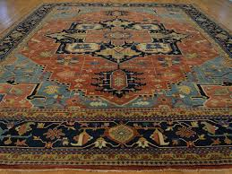 Area Rug 12 X 15 12 U0027 X 15 U0027 Heriz Recreation Handmade High End Oriental Rug 100