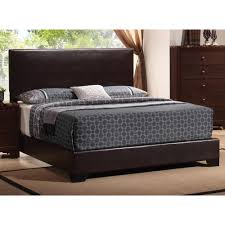 upholstered beds contemporary queen upholstered low profile bed