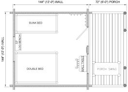 download one room cabin floor plans zijiapin