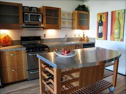 Long Kitchen Island Designs by Kitchen Awesome Kitchen Island On Wheels With Seating Photo