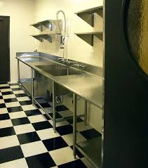 Commercial Kitchen Flooring Options by Best 10 Commercial Kitchen Design Ideas On Pinterest Restaurant