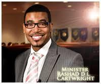 Minister Rashad Cartwright - bannerrashadcartwright