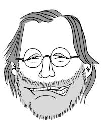 Cartoon: Harald Schmidt (medium) by Eliasbeth Hauck tagged harald,schmidt, ... - harald_schmidt_742405