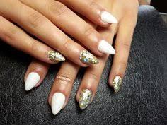 stiletto nails done by nouvelle nail spa in atlanta ga nails