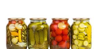 Vegetables by Pickled Vegetables Recipe Epicurious Com