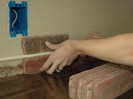 How To Put Backsplash In Kitchen How To Install A Brick Backsplash In A Kitchen How Tos Diy