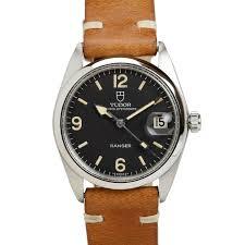 tudor stainless steel prince oysterdate ranger wristwatch ref 9050