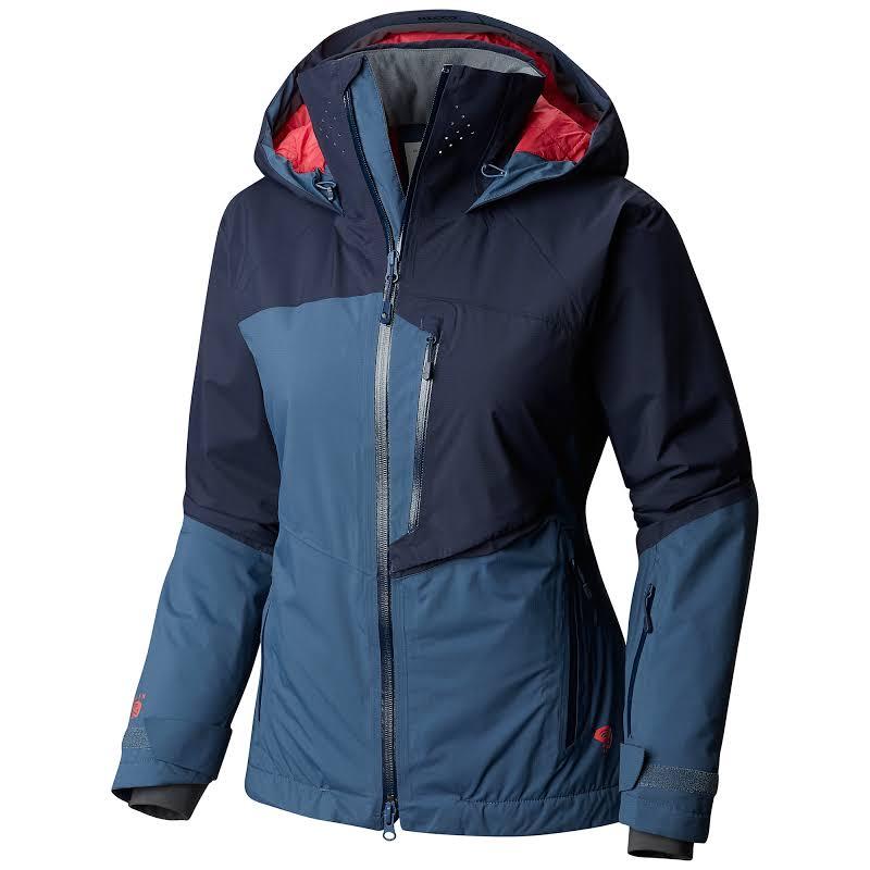 Mountain Hardwear Vintersaga Ski Insulated Jacket Zinc Large 1761111492-L