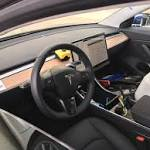 The Tesla Model 3 Interior Looks Incredible in this New Render