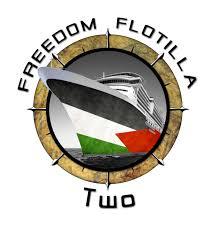 Logo della Freedom Flotilla 2