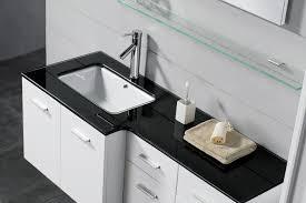 villa modern bathroom vanity