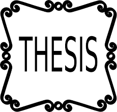 wthesis FAMU Online thesis clipart thesis clipart