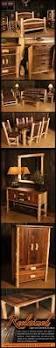 Cedar Bedroom Furniture 193 Best Log Stuff Images On Pinterest Cedar Furniture Log