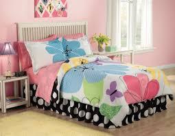 teen bedroom cute bedroom design with black white polka dot