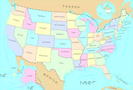 United States Map Delaware by Us State Wikipedia Maps Of The United States Update 33162120 At