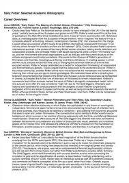 Essay Bibliography Example