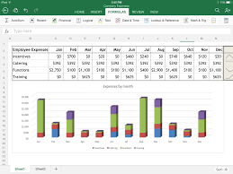 How To Unlock Excel Spreadsheet Excel For Ipad The Macworld Review
