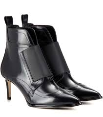 mytheresa com mazzy 65 leather ankle boots luxury fashion for