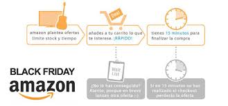 como conseguir las mejores ofertas en amazon el black friday