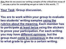 critical essay samples Critical lens essay examples   Binary options Critical lens essays   Online Critical