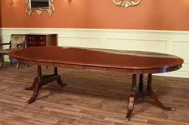 Oval Dining Room Tables Los Angeles Modern Oval Dining With Heating And Cooling Companies
