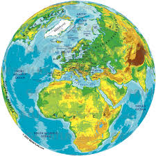 Map Of Europe And Africa by Geoatlas Globes Europe Map City Illustrator Fully Modifiable