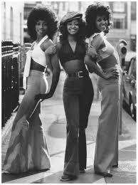 70 S Fashion 70s Fashion Black Women