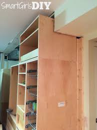 How To Install Kitchen Cabinets by How To Customize Kitchen Cabinets To Hide The Hvac