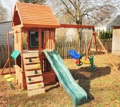 Cedar Playsets Swing Set Installer Nj Highlander Swing Set Installer Cedar