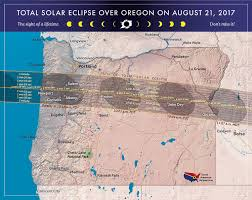 Newport Oregon Map by Maps Of Path Of Totality Rosemary U0027s Blog