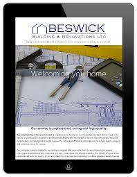 building u0026 renovation u2014 10jacks website design