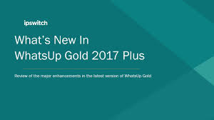Home Design Gold App Tutorial Whatsup Gold 2017 Plus Network Monitoring Software Ipswitch