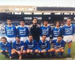 Javier Company jugó en el Villena junto a Escribá - Informacion. - VEX062DE006194948.jpg