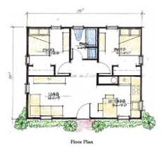 two bedroom 500 sq ft house plans google search cabin life
