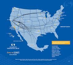 Orlando Florida On Map by Smf U003e Nonstop Destinations